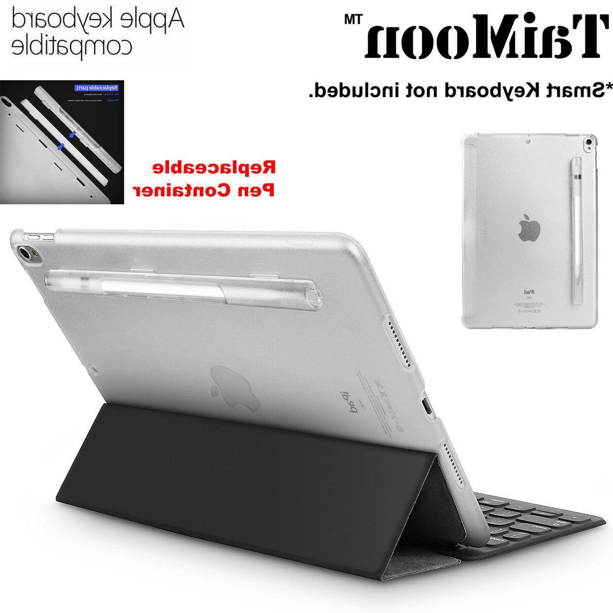 """iPad Pro 10.5"""" Clear Case Compatible w/ Smart Keyboard Fr Ap"""