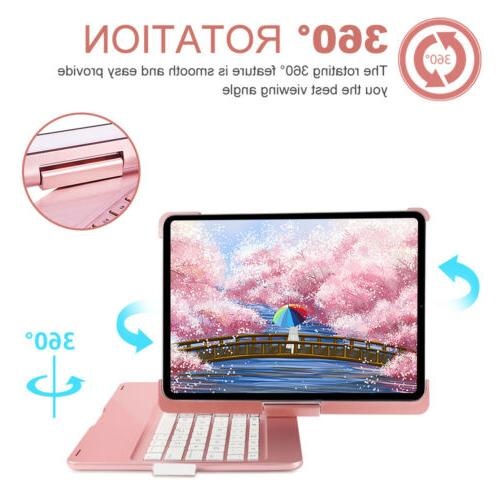 For Pro 11 inch 360 Colors keyboard