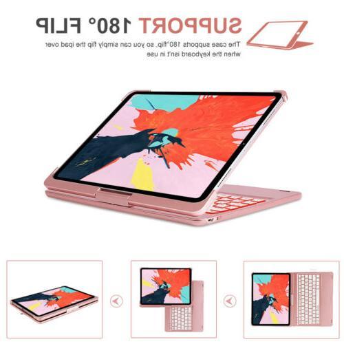 For iPad Pro inch 2018 360 7 keyboard