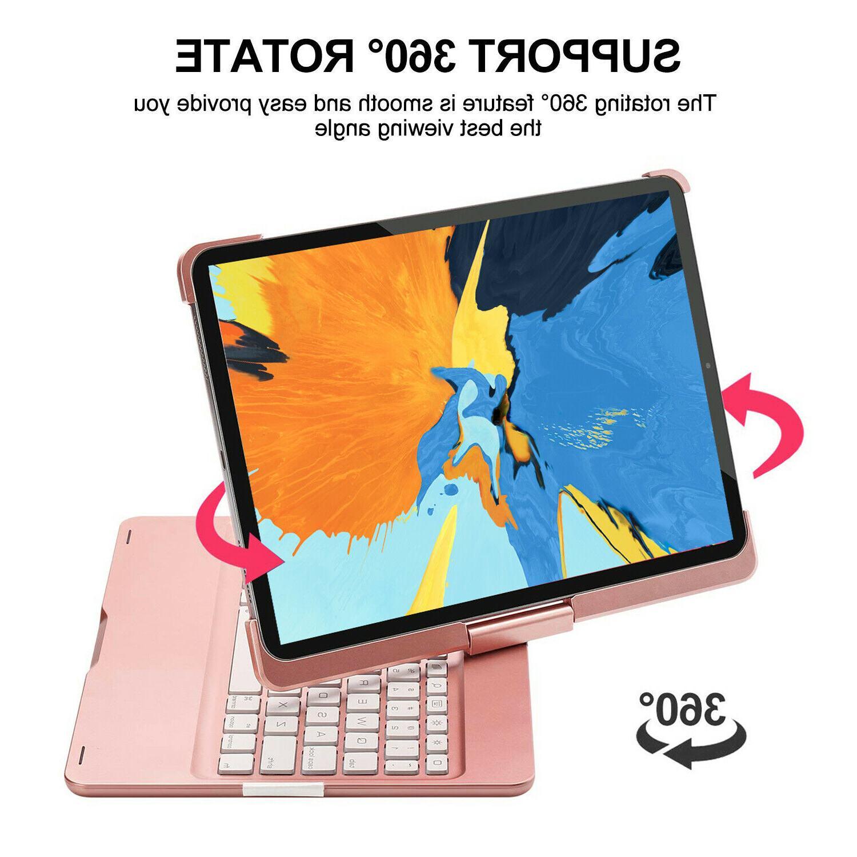 iPad Pro 11 Case Backlight Smart Cover