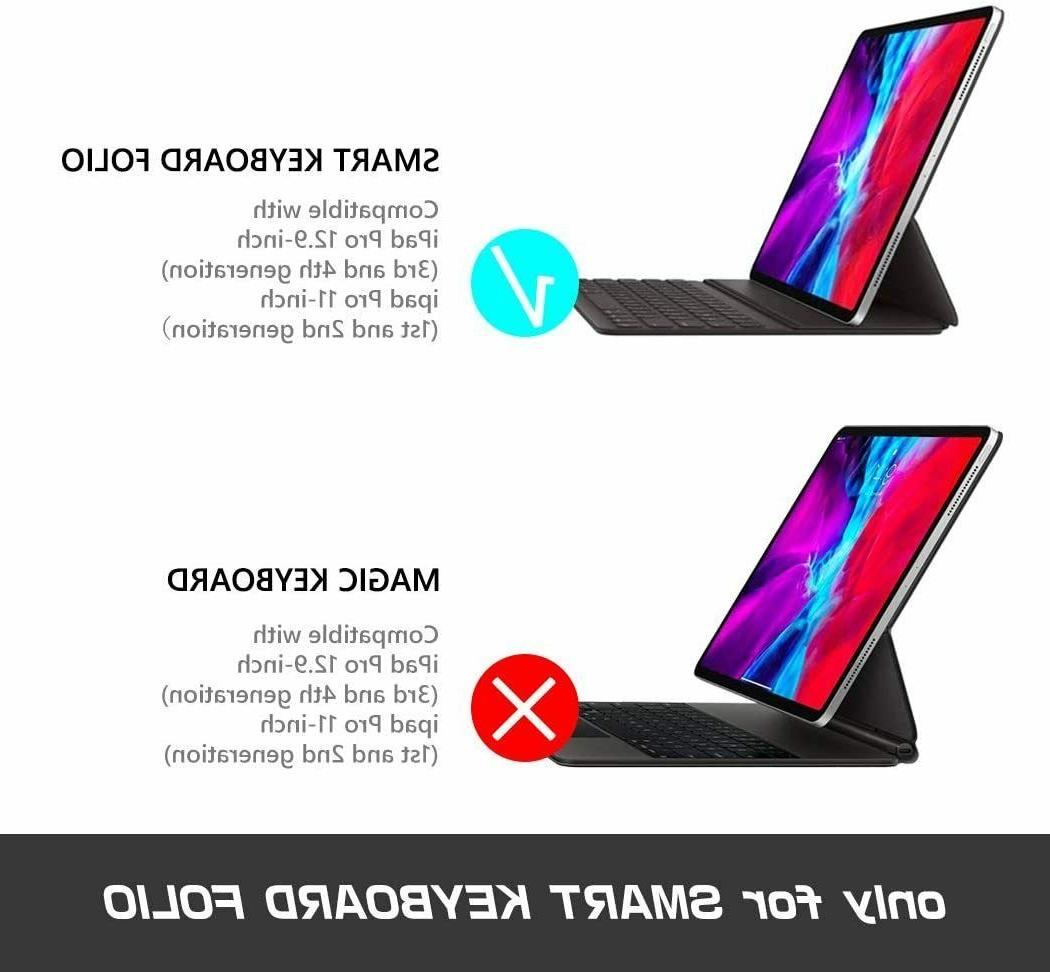 For iPad Pro 2020 for Smart Keyboard Pencil Holder