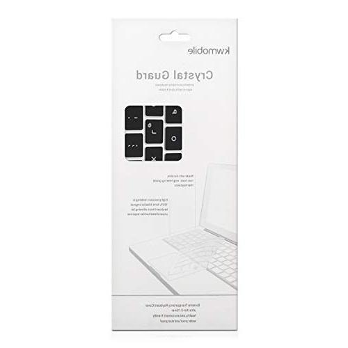 kwmobile for Apple Retina German Layout Keyboard Skin -