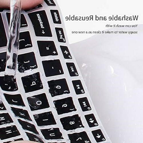 CaseBuy Keyboard Cover Compatible Acer E15 E5-575 E5-576G BC69907