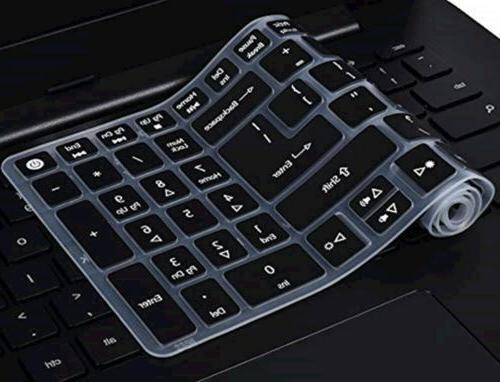keyboard cover compatible acer aspire e15 e5