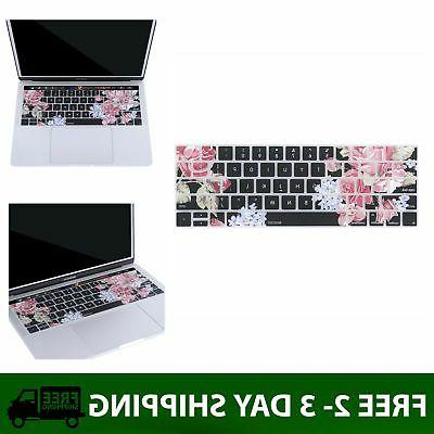 keyboard cover compatible newest macbook pro