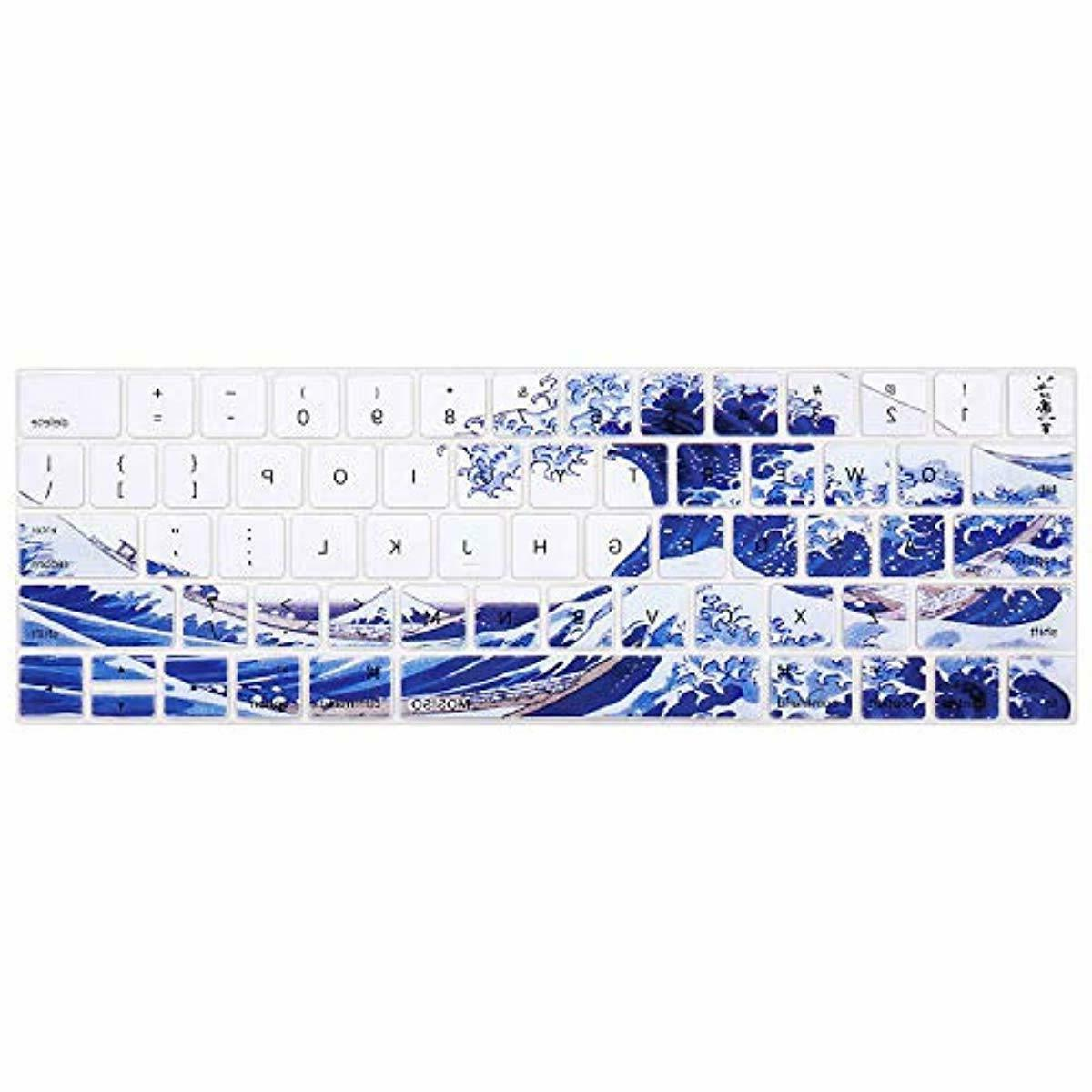 keyboard cover compatible with macbook pro