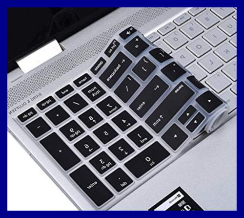 Keyboard Cover For HP Envy X360 1