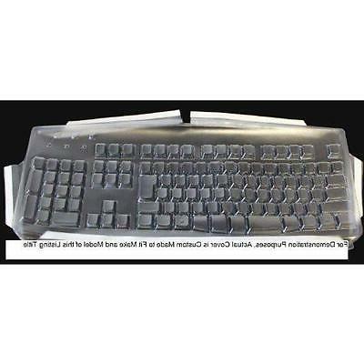 Keyboard Cover for Logitech G105 Gaming Keyboard # 888G116-K