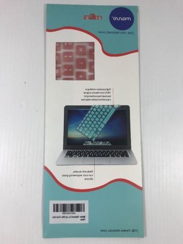 Mosiso Keyboard Macbook Silicone Thin