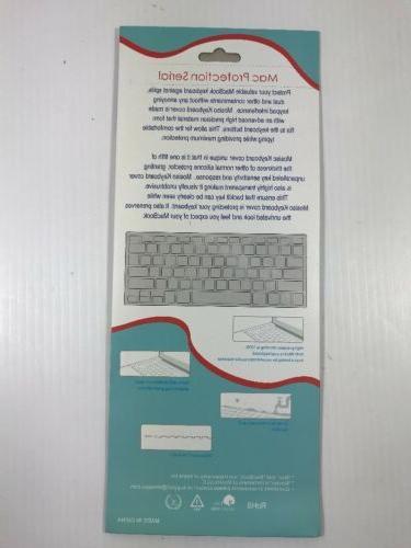 Mosiso Macbook Quartz Silicone Laptop