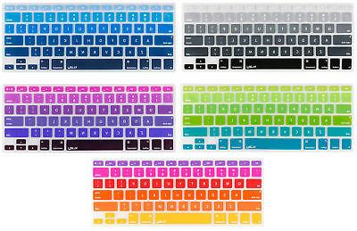 Kuzy - Keyboard Cover for MacBook Pro 13 15 Retina Silicone