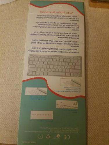 "Mosiso Macbook 13"" Silicone Ultra Thin"