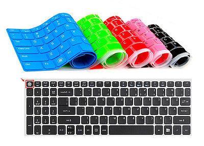 "Keyboard Cover Protector For 15.6"" Acer Aspire E 15 E5-553 E"
