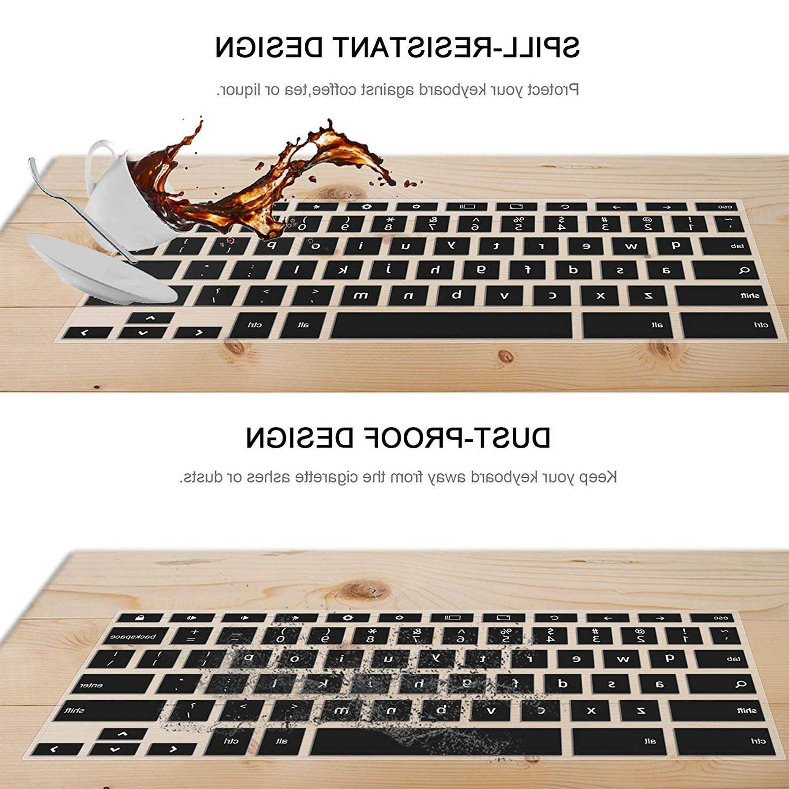 Waterproof Notebook Keyboard Skin Protector