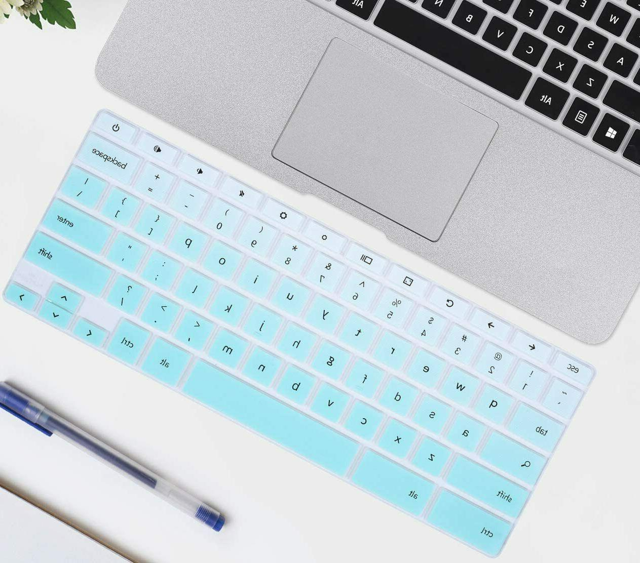 Keyboard with Chromebook EL1819