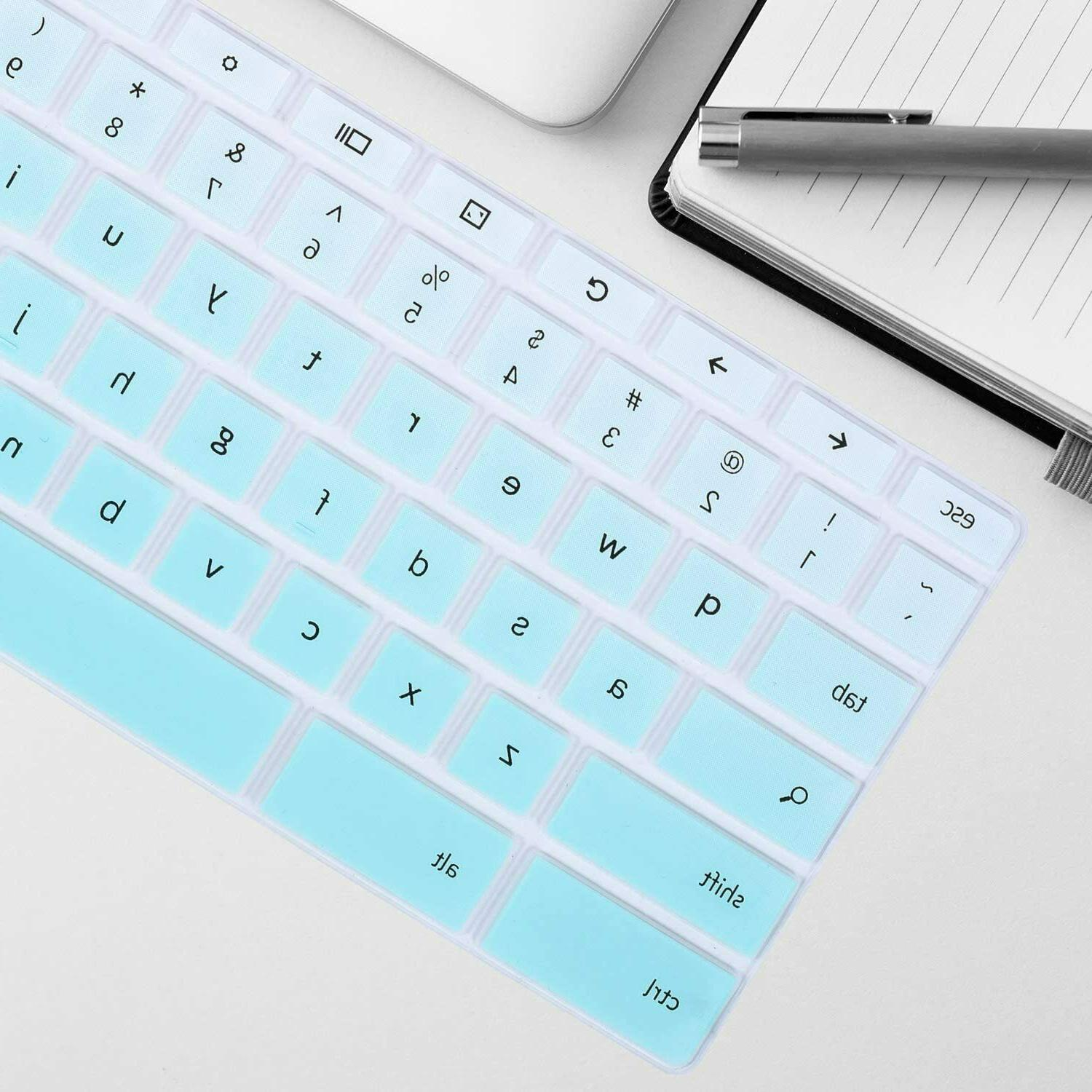 Keyboard Cover Compatible with 11.6 inch Chromebook EL1819