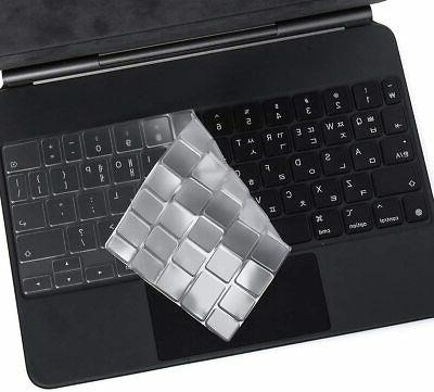 Keyboard Skin Apple iPad Pro inch CASEDAO 2020