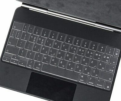 keyboard cover skin for apple ipad pro