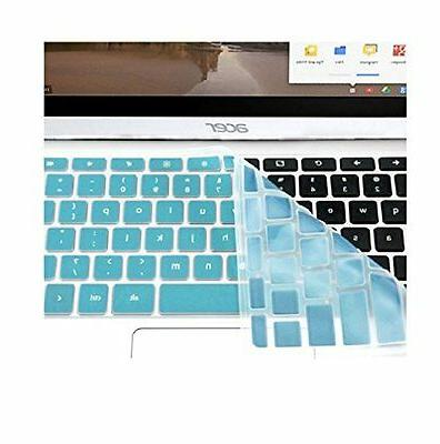 Casiii Keyboard Cover, Ultra Thin Silicone Skin, For Acer Ch