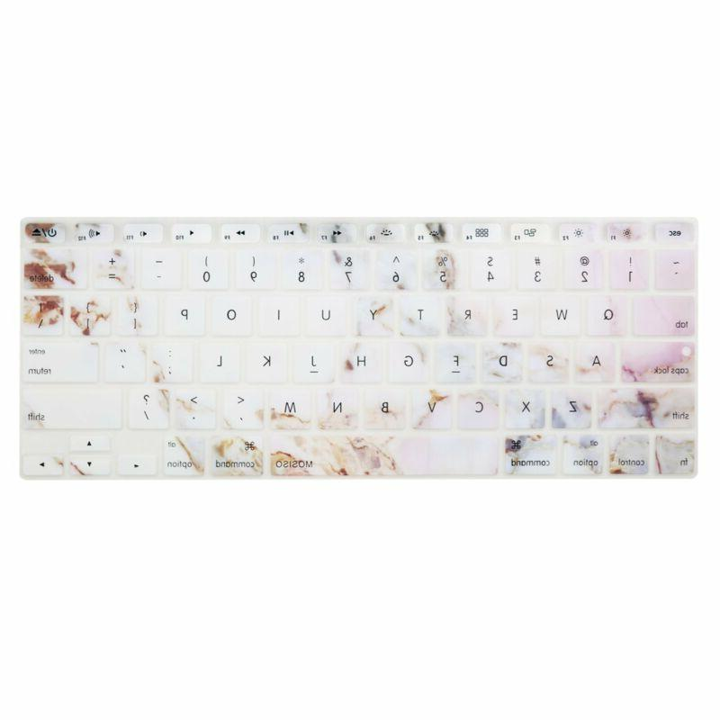 keyboard cover with pattern compatible 13 15