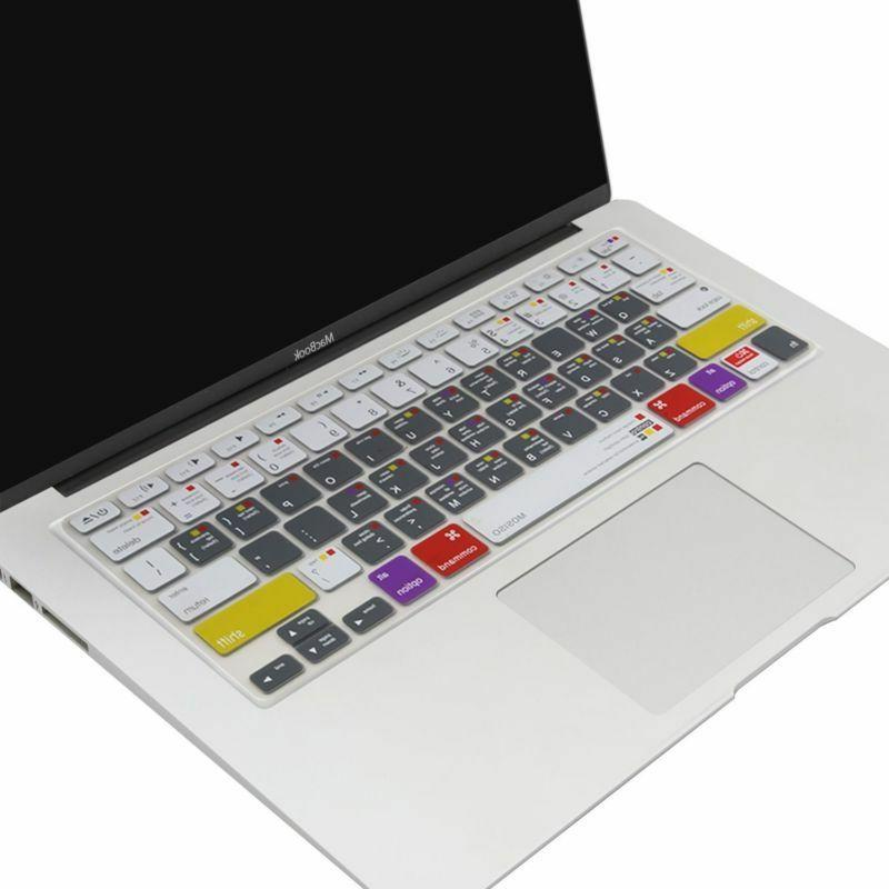 Mosiso Keyboard With Pattern Macbook 13 Inch 15 Inch (With Or