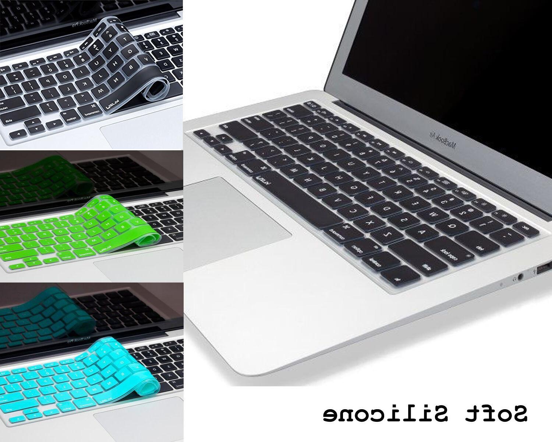 Kuzy MacBook 17 &Air 13 Rubberized Fast