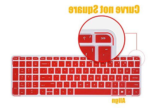 Keyboard Cover for Notebook Premium HP 15-BA009DX Notebook, HP 15-BS015DX 15-BS115DX, 15-BA009DX 15-BA079DX 15-BK163DX