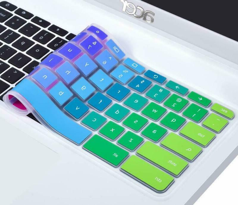 CaseBuy Silicone Cover FOR Chromebook &