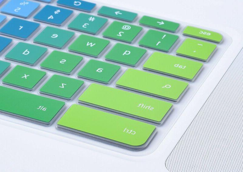 CaseBuy Keyboard Protector Silicone Chromebook &