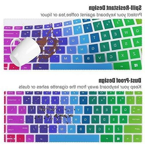 Keyboard Rainbow Compatible HP Laptop