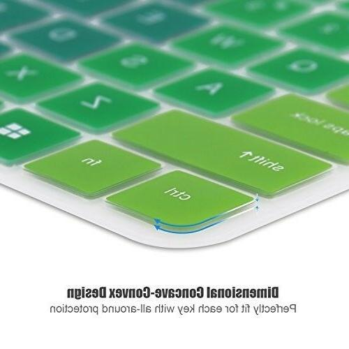 Keyboard Rainbow HP Laptop Reusable