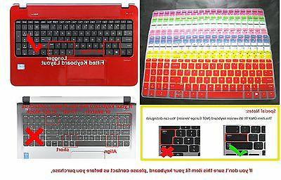 keyboard skin cover for hp pavilion touchsmart