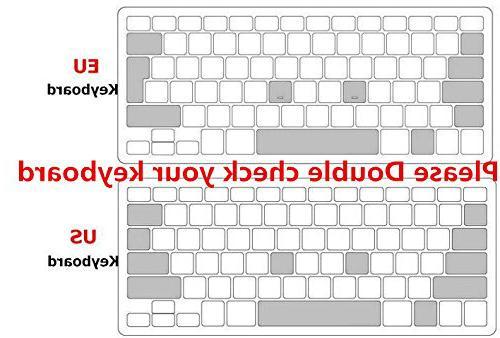 HRH Korean Language Keyboard Cover MacBook