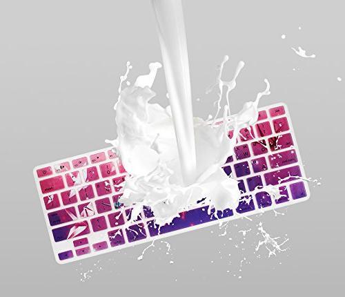 HRH Cover Skin Air &Older USA Keyboard