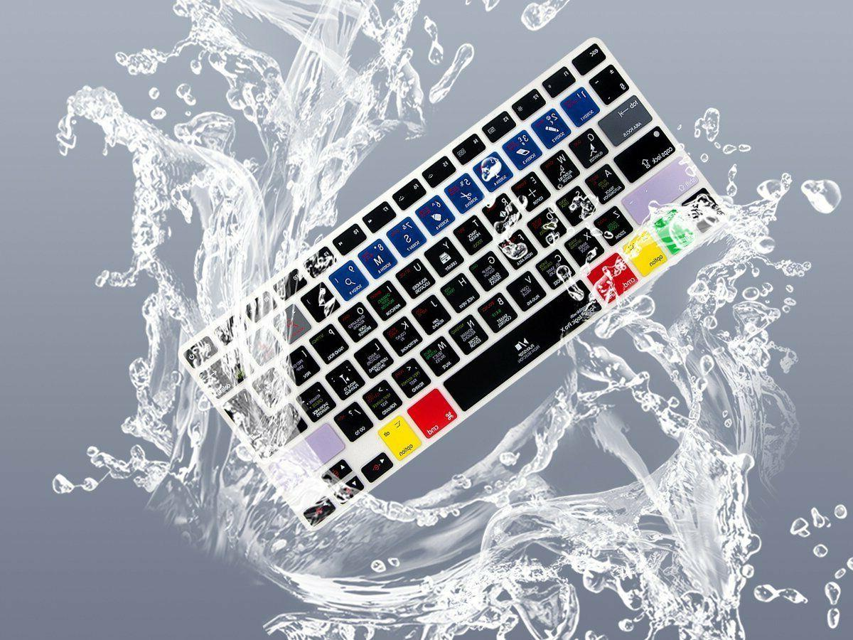 HRH Logic Functional Silicone Keyboard Macbook