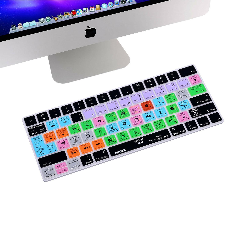 logic pro x shortcut keyboard cover