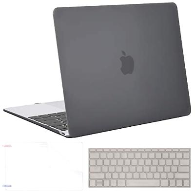 "Macbook 12"" Hard Shell Case Shockproof Keyboard Cover Screen"