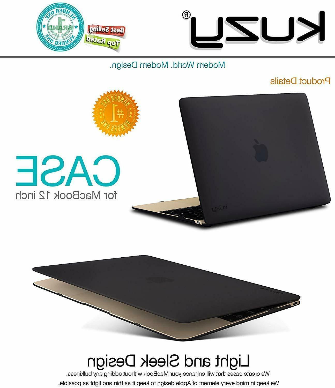 Kuzy MacBook Case For Model w/ Retina Display