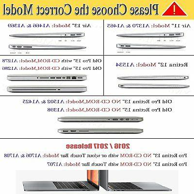 For Macbook Air / Laptop Frosted Case Keyboard Cover