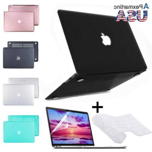 "Macbook Air 13/11 Pro 13/15 Retina 12"" Hard Case+Keyboard Co"