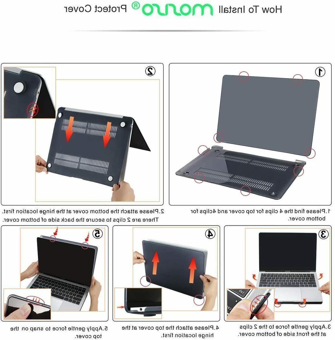 Laptop Case MacBook 13 Case A1932 A2551 Cover