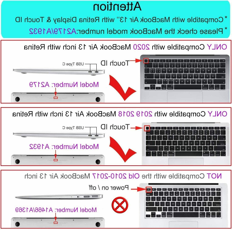 MacBook Air 13 15 A1932 A2289 A2551