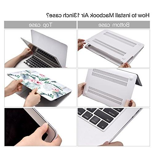 MacBook Air 13 Inch Case, Hard Protective Shell for