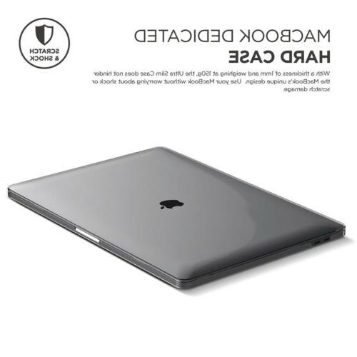 For MacBook Pro 13 Touch Clear Keyboard Cover A2159 2289 2338 M1 1706