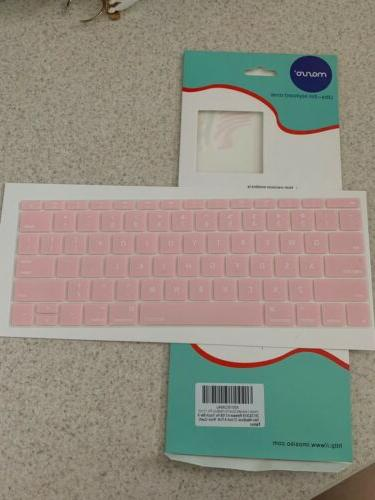 macbook pro 13 inch silicon keyboard cover