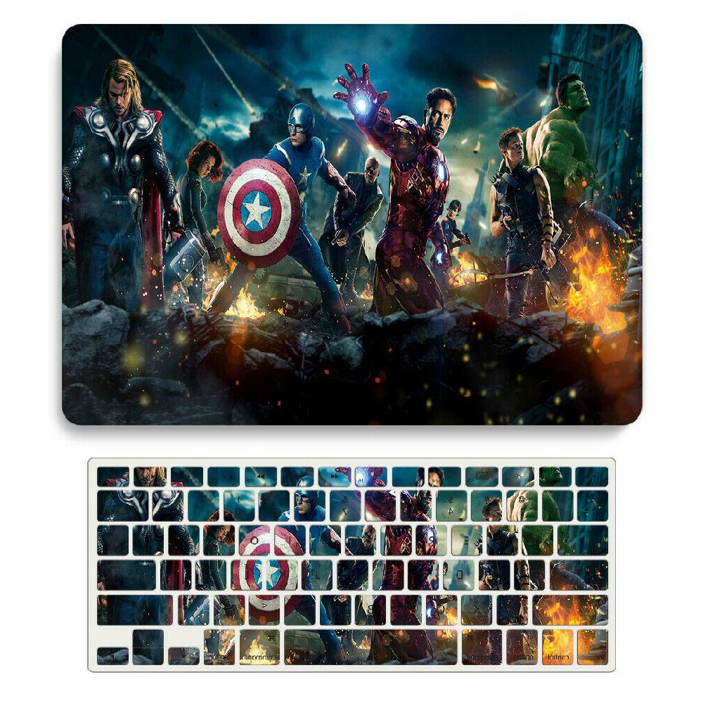 """MacBook Pro 13"""" Plastic Case & Matching Keyboard Cover A2159"""