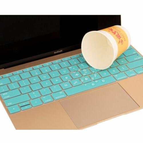 "For MacBook Retina 12"" Inch A1534 Case &Silicone"