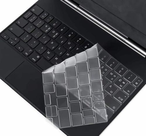 magic keyboard cover clear tpu protector skin