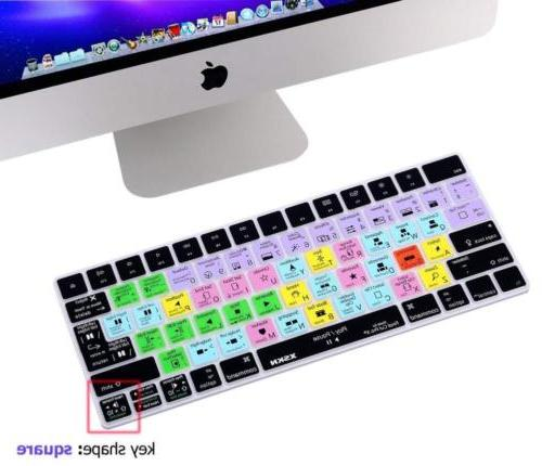 XSKN Magic Keyboard Cut X Shortcut Cover,