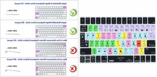 magic keyboard final cut pro x shortcut